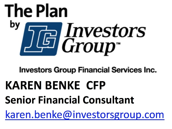 Investors Group - Karen Benke