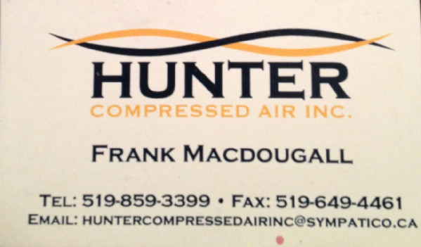 Hunter Compressed Air
