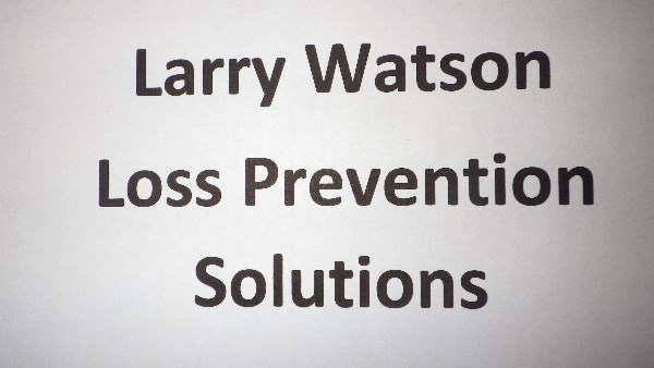 Larry Watson Loss Prevention Solutions