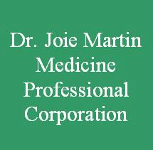 Dr. Joie Martin Medicine Professional Corporation