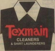 Texmain Cleaners