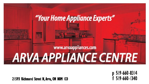 Arva Appliance Centre