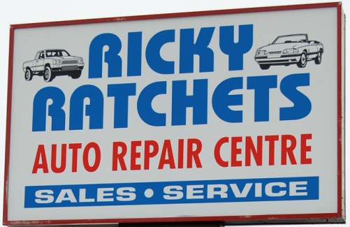 Ricky Ratchets Auto Repair
