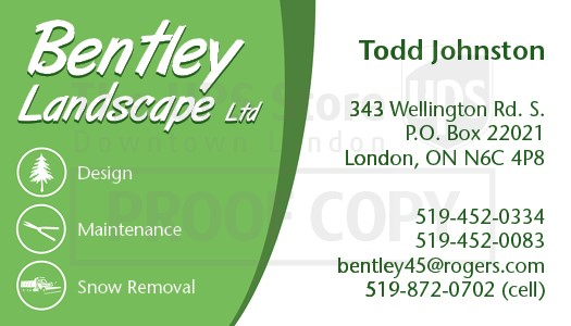 Bentley Landscape Ltd