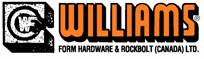 Williams Form Hardware  & Rockbolt (Canada) Ltd.