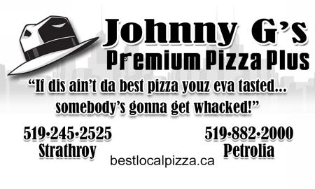 Johnny G's Pizza