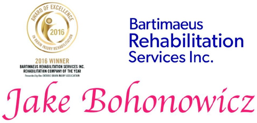 Bartimaeus Rehabiltation