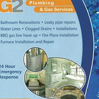 G2 Plumbing and Gas