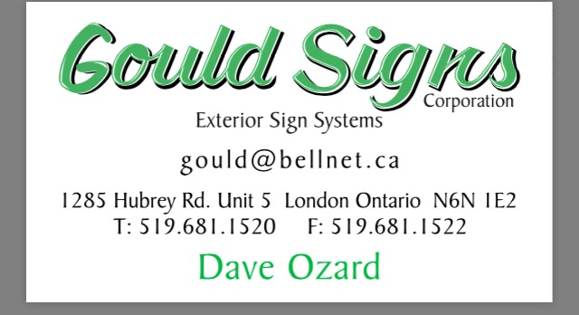 Gould Signs Corporation