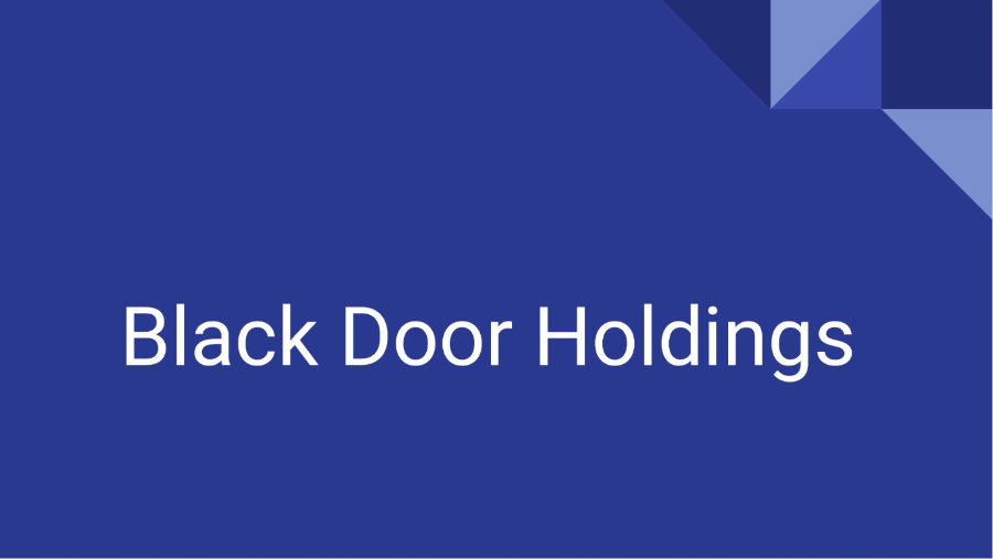 Black Door Holdings
