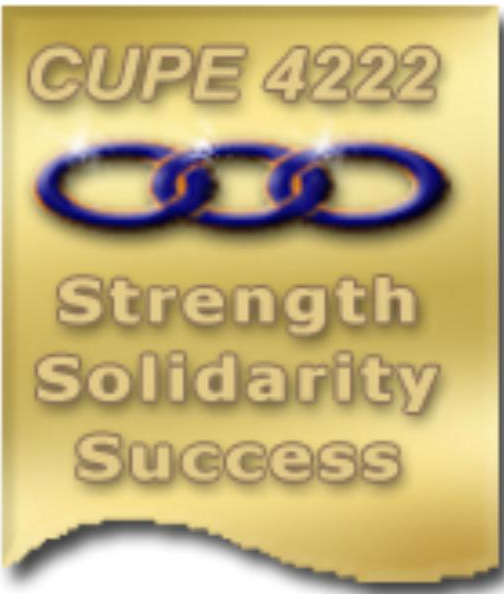 CUPE 4222
