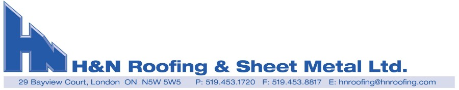 H & N Roofing and Sheet Metal