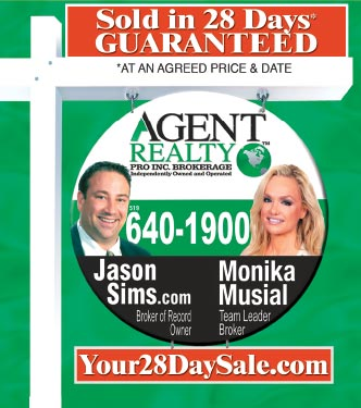 Agent Realty - Jason Sims & Monika Musial