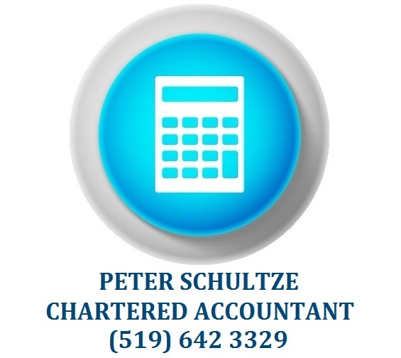Peter Schultze Chartered Accountant