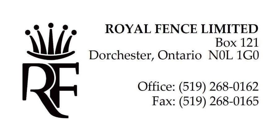 Royal Fence Limited