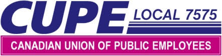 CUPE Local 7575- Canadian Union of Public Employees