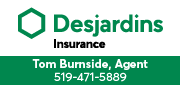 Tom Burnside- Desjardins Insurance