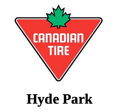 Canadian Tire - Hyde Park